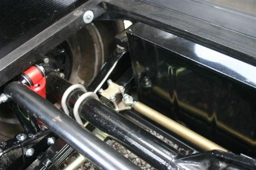 Williams Morgan Panhard Rod